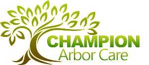 Tree logos champion Arbor Care